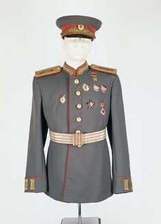 M1943 Parade Uniform  of a General of the Army