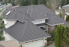 If you are a homeowner, one of your biggest concerns is probably your roof. After all, a problem with the roof is a problem that you are going to have to deal with right away. To ensure that your roof is always in good condition, you are going to have . Rubber Roofing Material, Roofing Materials, Roof Design, House Design, Tyres Recycle, Recycled Tires, Reuse, Upcycle, Recycling