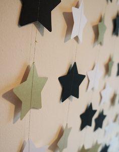 Hollywood: DIY Star Garland