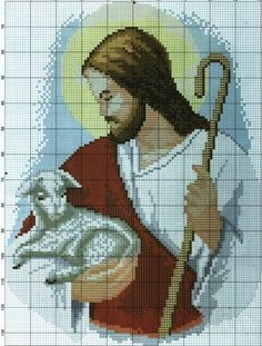 Cross Stitch *<3*  Encontrada na Internet