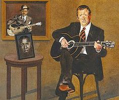 """Released on March 23, 2004, """"Me and Mr. Johnson"""" is the sixteenth studio album by Eric Clapton. It is a tribute to legendary bluesman Robert Johnson.  TODAY in LA COLLECTION on RVJ >> http://go.rvj.pm/7tc"""