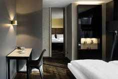 """The hotel ZOE is situated in Große Präsidentenstraße next to Hackescher Markt district. Each hotel captivates the visitor with its unique and special character, but the standard concept remains the same: """"first-class urban living at a very fair price."""""""