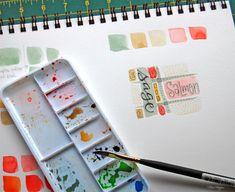 elvie studio: mouthwatering color
