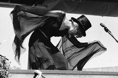 A Look at Stevie Nicks's Legendary Shawls