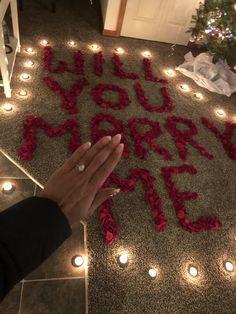 Will you marry me Romantic Ways To Propose, Romantic Surprise, Romantic Proposal, Engagement Gifts For Couples, Engagement Couple, Engagement Pictures, Wedding Engagement, Best Wedding Proposals, Marriage Proposals