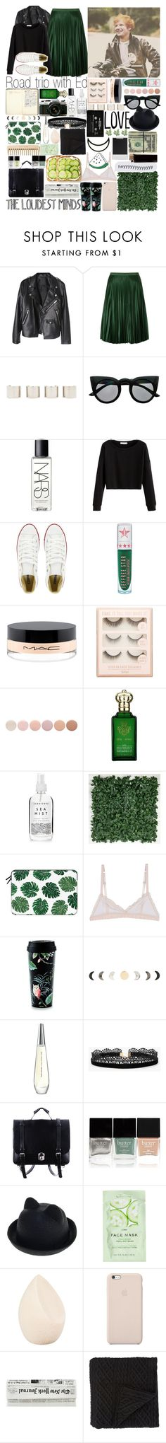 """it is the only thing that makes us feel alive"" by diana-volonciu ❤ liked on Polyvore featuring Maison Scotch, Luv Aj, Retrò, NARS Cosmetics, Converse, Nikon, Jeffree Star, MAC Cosmetics, Deborah Lippmann and Clive Christian"