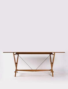 "Franco Albini ""TL2"" table for Poggi. 1st Dibs"