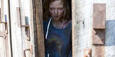 The Walking Dead Sophia comes out of the Barn (Season 2)