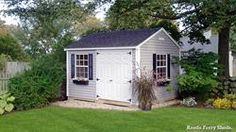 #12- Reeds Ferry 10x12 American Classic with vinyl siding