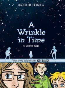 Book review and discussion questions. A Wrinkle in Time.