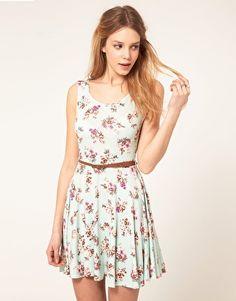 vestidos floreados - Buscar con Google