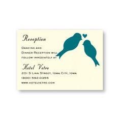 Wings of Love Wedding Invitations