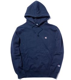 Champion hoody navy oversized