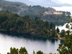 Panoramic view from Cerro Campanario
