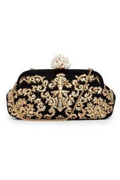 0294ce2fbbd1 The Mon Mode Blog - Brocade evening bag by Dolce   Gabbana Trend Fashion