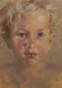portraits pastel paintings of mike beeman -