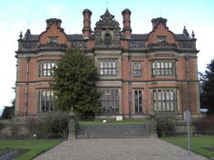 Beaumanor Hall