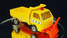 TOMICA 048E ISUZU ELF SNOWPLOW | 1/78 | JAPAN | 048E-03 | Late Box Bedford Buses, Snow Plow, Old Models, Diecast, Auction, Vans, Trucks, Japan, Ebay