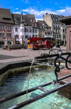 Mulhouse, Alsace region_ France