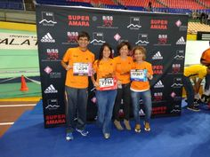 Nicolás, Marcela, Idoia y Rosa.