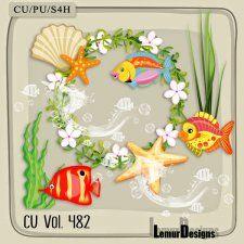 CU Vol 482 Summer Beach #CUdigitals cudigitals.comcu commercialdigitalscrapscrapbookgraphics #digiscrap