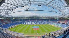 HDI Arena – Hannover 96 Capacity: 49.000