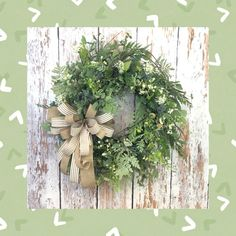 Minimalist Home Interior These beautiful Spring wreaths can be hung indoors as well as on your front door. Front Door Decor, Wreaths For Front Door, Front Porch, Hallway Decorating, Porch Decorating, Decorating Ideas, Minimalist Home Interior, Interior Modern, Interior Ideas