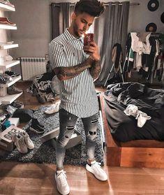 As Camisas Com Listras Na Vertical Sao As Pecas Mais Trend Do Momento  E2 98 80 F0 9f 99 8c Fashion