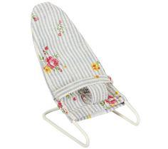 Maileg skråstol med striber, micro