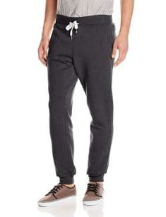 Southpole Men's Active Basic Jogger Fleece Pants,Black,X-Large SP active is an active sports line of Southpole Adjustable waist cord for comfort Ribbed ankle Big and Tall Available Mens Sweatpants, Fleece Joggers, Jogger Pants, Best Joggers, Winter Outfits Men, Business Casual Men, Fashion Joggers, Mens Big And Tall, Big Men