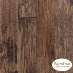 """Spring Meadow Hickory Mild Character engineered, gentle scraped. Offered in 3 1/4 inch to 8 1/4"""" width. Random lengths one to eight feet. Prefinished 20% matte ceramic finish."""