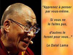 Dalaï Lama - 52 Citations - La vache rose Citation Dalai Lama, Quote Citation, Positive Attitude, Positive Thoughts, French Quotes, Self Esteem, Positive Affirmations, Success Quotes, Coaching