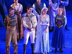 Frozen On Broadway, Frozen Musical, Costume Ideas, Costumes, Frozen Heart, Frozen Costume, Halloween Cosplay, Moana, Musical Theatre
