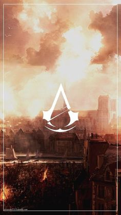 Assassins Creed Unity - Wallpaper World Assassins Creed Wallpaper Iphone, Assassin's Creed Wallpaper, Iphone Wallpaper, Assassins Creed Unity, Assassins Creed Series, The Assassin, Assasing Creed, Gaming Wallpapers, Pictures