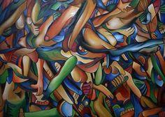 """""""Guerra e pace"""". Marco Antonio Aguilar Fernández. Regla. Ciudad Habana. Cuba"""
