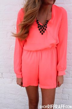PINK ABOUT IT ROMPER
