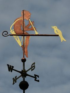 Silhouette Weathervanes - West Coast Weathervanes