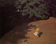 The Ball - Felix Vallotton