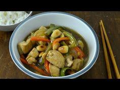 Bolitas de pollo con queso. Receta paso a paso con vídeo Kung Pao Chicken, Meat, Cooking, Ethnic Recipes, Food, Youtube, Pineapple Chicken Recipes, Sweet Sour Chicken, Toddler Meals