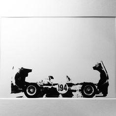 1965 Ford GT Roadster  Digital/ink based rendering. Please like my Facebook for updates, new work and website. #blackink #blackandwhite #ink #digital #illustration #art #drawing #ford #fordgt #fordgtroadster #1965 #cars @i_am_OTHER