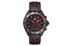 fcc087681ea TAG Heuer lança coleção de relógios em homenagem a Ayrton Senna