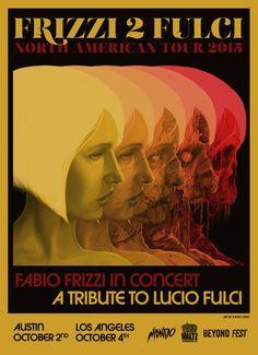 FRIZZI 2 FULCI North American Tour