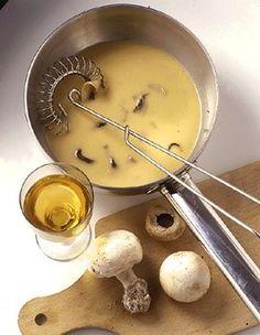 Sauce veloutée aux champignons                                                                                                                                                                                 Plus