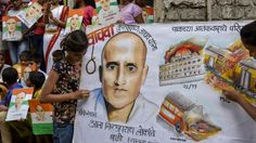 International Court of Justice stays execution of Kulbhushan Jadhav by Pakistan