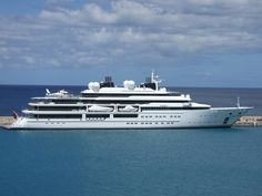 katara yacht | Mega yacht Katara Bridgetown Barbados 15.4.12 | Flickr - Photo Sharing ...