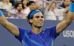 My favorite tennis player! :) Rafa rocks!!!