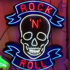 Rock n' roll...This needs to be in my room, like now!