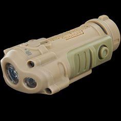 Energizer Hardcase Tactical Flashlight Tango in Coyote