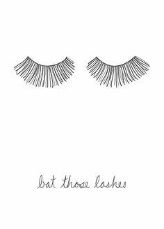 \\\\\\\ bat those lashes ///////