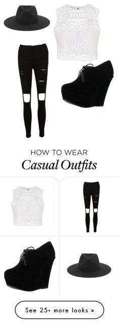 """Casually colorless"" by rogue1290 on Polyvore featuring Ally Fashion, Forever Link and rag & bone"